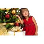 Украшение новогодней елки