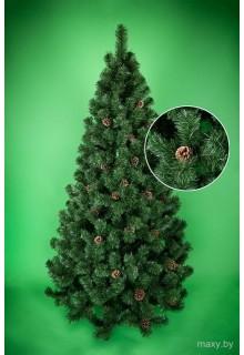 Как разложить искусственную елку красиво