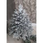 Заснеженная литая елка Диора Снежная