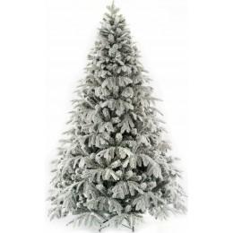 Заснеженная искусственная елка Монблан литая