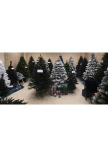 Шоу рум искусственных елок в Минске