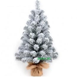 Заснеженная елка Снежинка маленькая